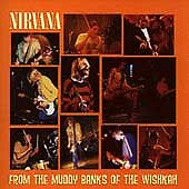 NIRVANA From The Muddy Banks Of The Wishkah CD like new