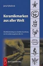 Fachbuch Keramikmarken aus aller Welt, Überblickskatalog über 2.000 Marken, NEU