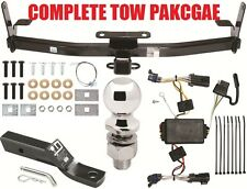 2002-2007 SATURN VUE COMPLETE TRAILER HITCH PACKAGE W/ WIRING + BALL + MOUNT NEW