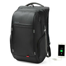 Laptop Backpack External USB Charge Computer Backpacks Anti-theft Waterproof Bag