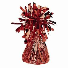 Rouge Feuille Spray Poids Hélium Anniversaire Décoration de Fête Mariage