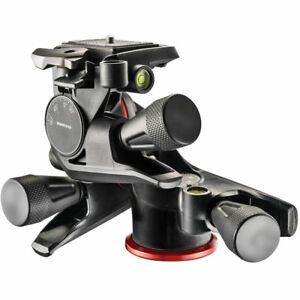Manfrotto MHXPRO-3WG XPRO 3-Way, Geared Pan-and-Tilt Head & 200PL-14 QR, NEW