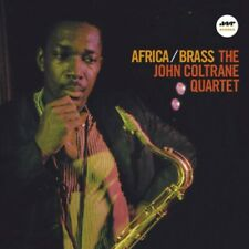 John Coltrane - Africa / Bass [Used Very Good Vinyl LP] 180 Gram