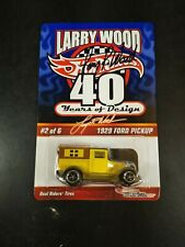 Hot Wheels 40 Years of Design 1929 Ford Pickup Hand signed by Larry Wood