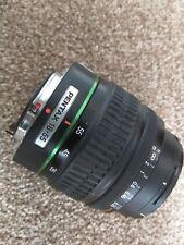PENTAX SMC DA 18-55mm f/3.5 -2 Lens For Pentax DLSRs