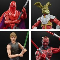 Star Wars The Black Series: 2021 Archive Collection 6in *PREORDER* 4 Choices