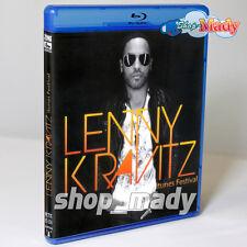 Lenny Kravitz iTunes Festival Blu-ray Region A, B, C Multiregion