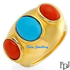 Coral Yellow Gold Fine Jewellery