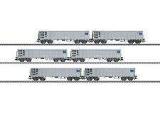 MÄRKLIN 46912 Hochbordwagen-Set Fas der SBB Cargo 6-teilig#NEU in OVP#
