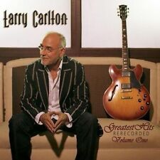 LARRY CARLTON-GREATEST HITS RERECORDED. VOL. 1-JAPAN CD F25