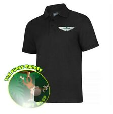 ASTON MARTIN LOGO Polo Shirt UC108 - XSmall up to 8XL*