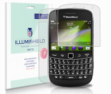 iLLumiShield Anti-Glare Matte Screen+Back Protector 3x for BlackBerry Bold 9930