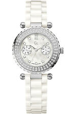 GUESS COLLECTION A28101L1,Ladies,Diamonds On Bezel,Sapphire,Screw Crown,100m WR