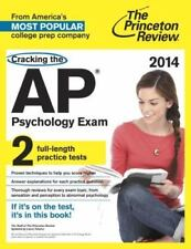 College Test Preparation: Cracking the AP Psychology Exam, 2014 Edition by...