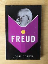 Josh Cohen - How To Read Freud (Granta Books, 2005) Paperback 1862077630