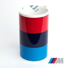 3M M-colored stripe car body sticker decal BMW M3 M4 M5 X3 X5 X6 3/5/7 series
