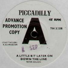 """[CHIP TAYLOR] PETER NELSON ~ A LITTLE BIT LATER ON...~ 1966 UK """"PROMO"""" 7"""" SINGLE"""