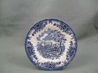 Churchill Brook Blue Side Plate