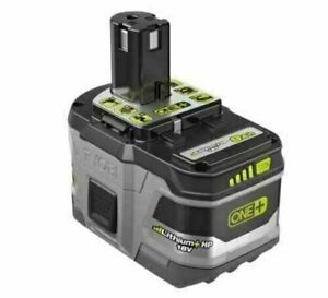 ***ORIGINAL*** Ryobi ONE+ Lithium Ionen Akku RB18L90 (18V / 9.0Ah) Batterie