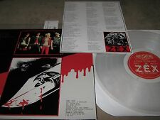 ZEX Fight For Yourself NEW Clear Colored Vinyl LP 2015 MBL181-1 +Mp3 Download