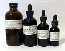 Atlantic Kelp Tincture, Extract, Thyroid, Seaweed, Multiple Sizes