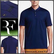 Nike nikecourt X rf Rodger Federer Polo Camisa 826885-411 talla XS NIKELAB Nike