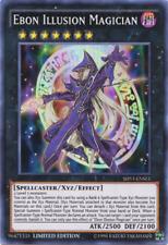 Yugioh - Ebon Illusion Magician - SHVI-ENSE1 - Super Rare NM