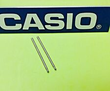 Casio Original F91W-1 Classic Watch Band PINS RODS BARS (Spring Bar) Authentic