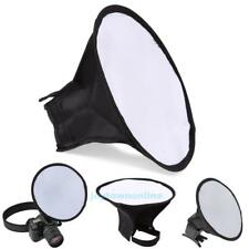 20cm Portable Flash Softbox for Diffuser Speedlite Speedlight Photography Canon