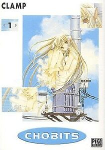 Collection de mangas Chobits - 4 premiers tomes - Pika Edition - Clamp