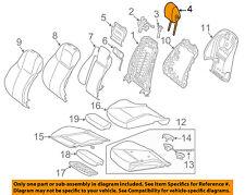 Mercedes MERCEDES-BENZ OEM C300 Driver Seat-Headrest Head Rest 20597033507M97