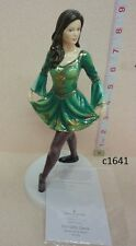 Royal Doulton Irish Celtic Dancer Dancing Collection Figurine HN5569 New in Box