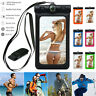 Waterproof Dry Bag Swimming Case Pouch Compass For Cell Phone/iPhone 11 Pro Max