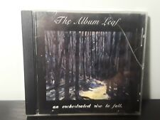 The Album Leaf - An Orchestrated Rise to Fall (CD, 1999, Music Fellowship)