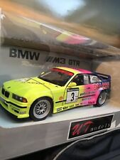 UT BMW M3 E36 GTR K Nissen 1993 1/18 Scale Perfect Condition- Never Out Of Box