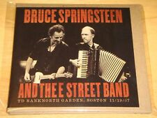 Springsteen LIVE Boston 11/19/07 3CD MAGIC Danny Federici Last Show New Release