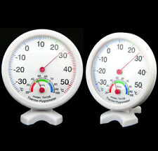 MINI rotonda all'aperto termometro bagnato igrometro umidità misuratore della temperatura th108