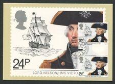GB UK MK maritime Heritage Gutter Pair!!! navires Ships Maximum Card MC cm d8237