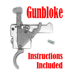Howa 1500 1.5lb Trigger Spring kit Suits early Single stage trigger by GUNBLOKE