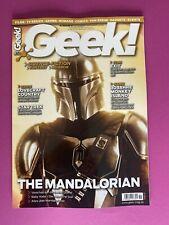 Geek Ausgabe 51 November/Dezember 2020 .. The Mandalorian .. ungelesen/Neuwertig