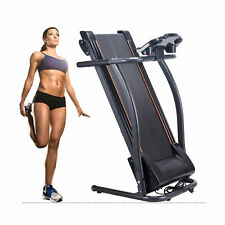 Motorized Treadmill Fitness Health Folding Running Machine Equipment Home Gym yw