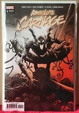 ABSOLUTE CARNAGE # 1 STEGMAN 2 PER STORE PREMIERE VARIANT EDITION MARVEL COMICS