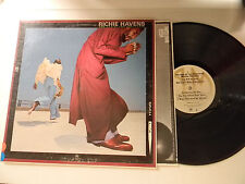 Richie Havens Lp END OF THE BEGINNING ~ A+M M- w.inner lyric sleeve