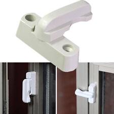 1 Pcs Plastic Window Lock Door Lock Window Lock Extra Security For Home Office