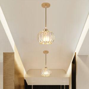 Modern Kitchen Pendant Lighting Crystal Bar Ceiling Light Shop Chandelier Lights