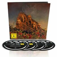 OPETH Garden Of The Titans (2018) 2-CD + Blu-ray + DVD Earbook NEW/SEALED