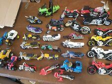 RARE VINTAGE DIRT BIKE 3 WHEELER Lot Motorcycles toy diecast PARTS JUNKYARDM OLD