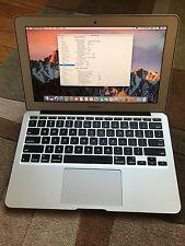 "Apple MacBook Air A1465 11.6"" Laptop - MD711LL/B (April, 2014) Valid Warranty"