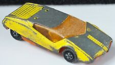 MATCHBOX LESNEY No33 DATSUN 126X. 1970's. UK DISPATCH