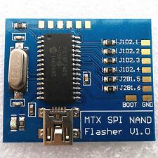 5x Matrix NAND Programmer MTX SPI NAND Flasher V1.0 Fast USB SPI NAND programmer